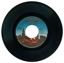 Philippines CLAUDJA BARRY Made In Hong Kong 45 rpm Record