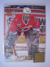 Arturs Irbe 1999-00 Pacific Omega GOLD PARALLEL  #45  /299