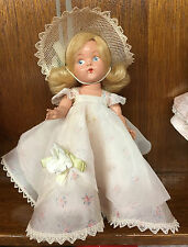 "Vintage  Vogue Strung Ginny doll ""Bridesmaid""  (1949)"