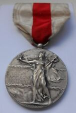 italian firefighters federation silver medal of merit