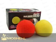 Color Changing Sponge Balls - Close up magic -Great magic ! Free Shipping  G1318