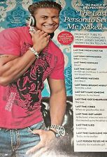 PAUL *PAULY D* DELVECCHIO Magazine Clippings! MUST SEE! L@@K