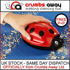 Pet Hair remover, Crumb Collector Brush, Carpet Sweeper, table top Mini Hoover++