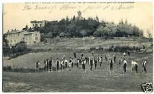69  LES SAUVAGES partie d'echasses 1916   (72)