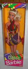 #6914 NRFB Mattel Philippines Classy Barbie Foreign Issue