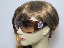 Versace 4133 4133B Sunglasses Light Havana Brown 4133B-653/13