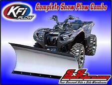 """KFI ATV 60"""" Tapered Snow Plow Kit -Polaris Sportsman 500 1996-2013 ATP 500 04-05"""