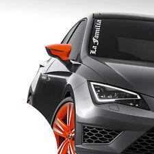 La Familia ✔ XXL ✔ Auto Aufkleber ✔ Frontscheibenaufkleber ✔ Sticker ✔ JDM OEM ✔