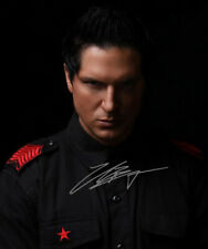 * ZAK BAGANS SIGNED PHOTO 8X10 RP AUTOGRAPHED GHOST ADVENTURES !