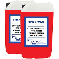 2x 25LT TFR + Wax (traffic film remover)