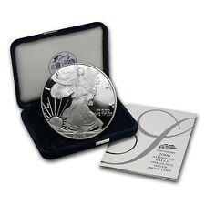 2006-W Silver Eagle Dollar Proof - $1 U.S. Mint 1 oz .999  with Box & COA
