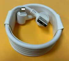 USB 90˚ Degree Charging Cable For Apple iPhone6 7 8 X XR XS Lightning Charger