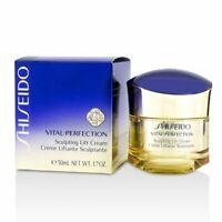 Shiseido Vital-perfection Sculpting Lift Cream 50ml Moisturizers & Treatments