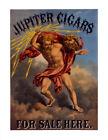 "Jupiter Cigars Vintage Advertising Poster Art Print 8.5"" x 11"" Reprint"