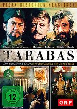 Tarabas - DVD nach Bestseller von Joseph Roth 2-Teiler Pidax Neu Ovp