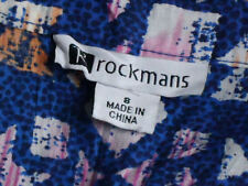 Rockmans Geometric Sleeveless Tops & Blouses for Women