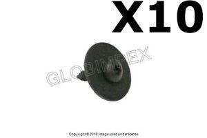 PORSCHE PANAMERA (2010-2015) Screw 4.8 X 18 mm for Underbody Lining (10) GENUINE