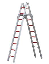 Hymer Glasreinigerleiter Einzel-Oberteil 6 Spr Steckleiter Fensterputzerleiter