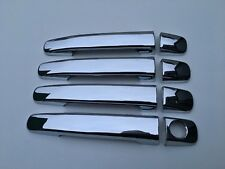 MERCEDES ML W163,CHROME DOOR HANDLE TRIM , 98 - 05.