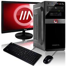 """ASUS Komplett-PC i5-8500, 240GB SSD, 8GB DDR4, 21,5"""" TFT, Tastatur+Maus Set"""