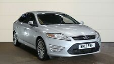 12 FORD MONDEO 1.6 TDCI ECO ZETEC BUSINESS EDITION, S/S, 1F/OWNER, NAV, P/GLASS