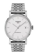 New Tissot Everytime Swissmatic Stainlesss Steel Men's Watch T1094071103100