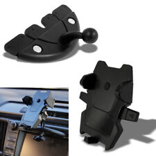 One Touch GripOn CD Slot Car Mount Holder Stand For Mobile Cell Phone Smartphone