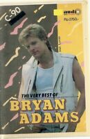 Bryan Adams .. The Very Best Of... Import Cassette Tape
