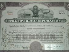 The Sperry Corporation 1954  Free Shipping