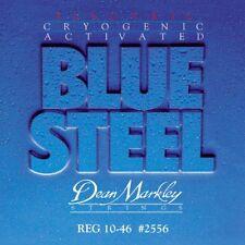 3 SETS DEAN MARKLEY BLUE STEEL ELECTRIC STRINGS REGULAR 10-46 #2556