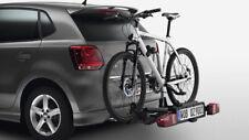 Original VW Fahrradträger für Anhängevorrichtung klappbar Uebler 3C0071105B