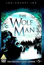 The Wolf Man (DVD, 2011) Brand new and sealed