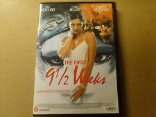 DVD / THE FIRST 9 1/2 WEEKS ( PAUL MERCURIO, CLARA BELLAR... )