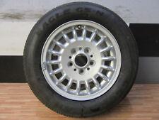ALUFELGE SOMMERRAD + BMW 3er E36 7x15 ET47 + Original 1180069 225/55/15 Michelin