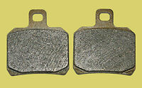 Peugeot Speedfight 50 rear brake pads (2009-2015) series 3 & 4