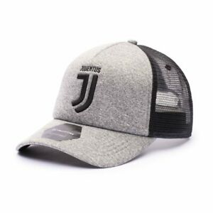 JUVENTUS TRUCKER MESH BACK OFFICIALLY LICENSED BASEBALL HAT Fi COLLECTION