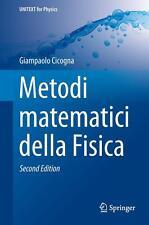 Italienische Fachbücher über Physik & Astronomie als gebundene Ausgabe