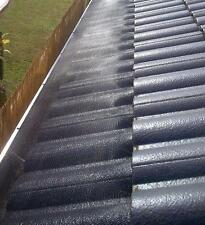 DIY Aluminium Gutter Guard - Complete Package to suit a Tile Roof