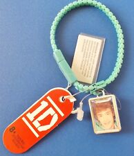 ONE DIRECTION LIAM IDENTITY BRACELET. UK DISPATCH