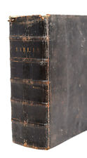 Antike Bibel Biblia Hildesheim 1750 Heilige Schrift Koken Rokoko Buch Luther