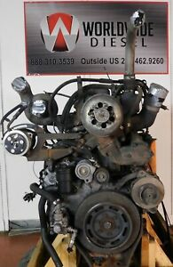 2008 MACK E-7 Diesel Engine, 350HP, Good For Rebuild Only