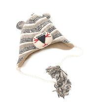 P153/16 Nepal Made 100% Wool Kids Unisex Warm Hat, 58 cm