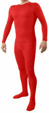 Adult Lycra Spandex Unitard Bodysuit Costume Men Tight Suit Dance Yoga Unitard