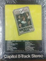 """LITTLE RIVER BAND """"BACKSTAGE PASS"""" 8 TRACK (sealed)"""