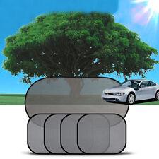 5x Pare-soleil Pliable Ombre Maille Parasol Protection Pour Voiture Auto Fenêtre