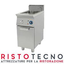 Cuocipasta PROFESSIONALE ad 1 vasca da lt. 28 a GAS. Dim.cm. 40x70x85H.