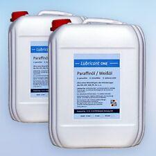 (3,50€/L) 20L Reines Paraffinöl, Universalöl, z.B. Feinmechaniköl 2x 10 Liter