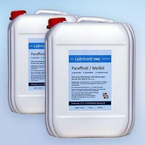(4,00€/L) 20L Paraffinöl med. Qualität DAB, Universalöl mittelviskos 2x 10 Liter