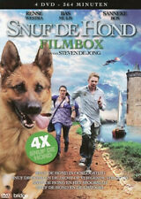 Sniff the Dog Collection NEW PAL Kid Family 4-DVD Set Steven de Jong Netherlands