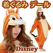 rbj037 Costumes Adult fleece tip and dale [Dale]
